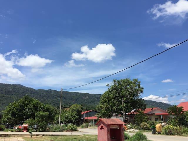 Gunung Jerai - Gurun