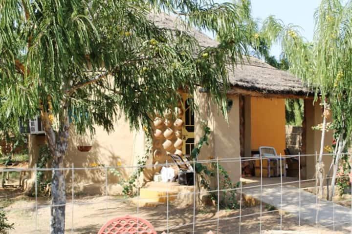 Huts@ Kishkindha Farm