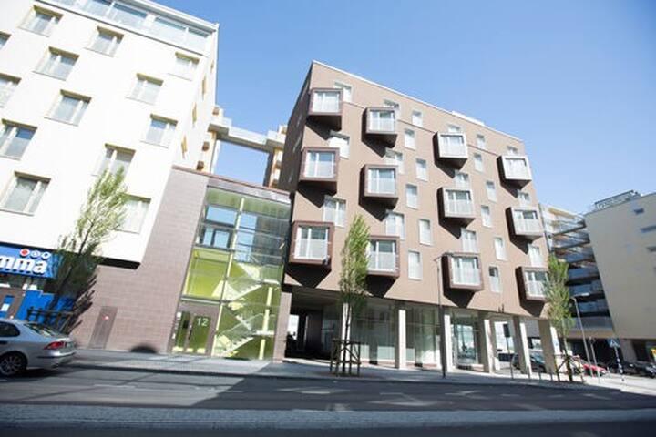 Mysig lägenhet i centrala Göteborg - Gothenburg