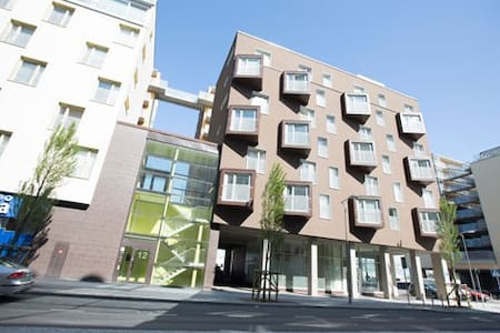 Mysig lägenhet i centrala Göteborg - 哥德堡 - 公寓