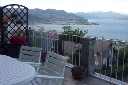 APPARTAMENTO  VISTA LAGO .... - Someraro - Apartament