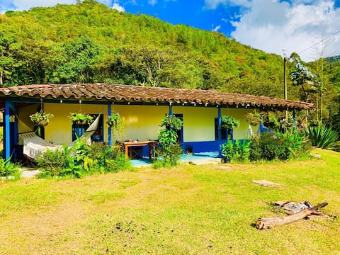 Traditional Colombian Country Home