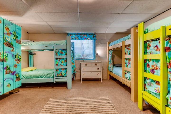 Single Bunk Bed in Male Dorm Room - Room # 10