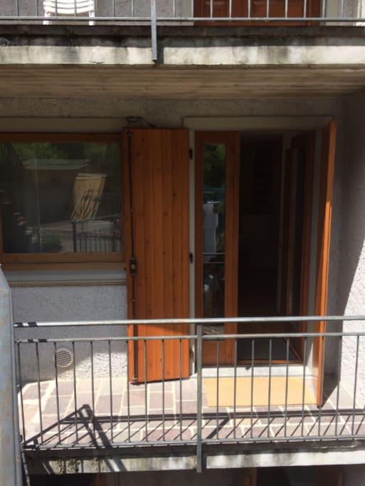 porta d'entrata