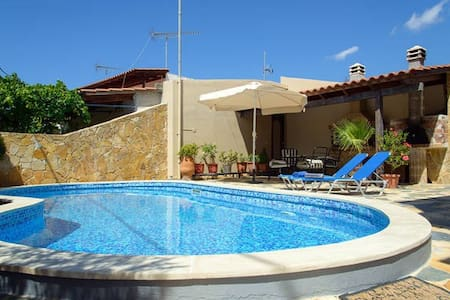 Villa with private pool, Chania, Crete - Chania - Villa