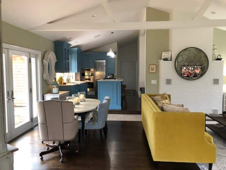 BRAND NEW SAG HARBOR GORGEOUS COTTAGE WITH POOL!