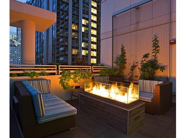 Navy Pier Sky Lounge - Chicago - Huoneisto