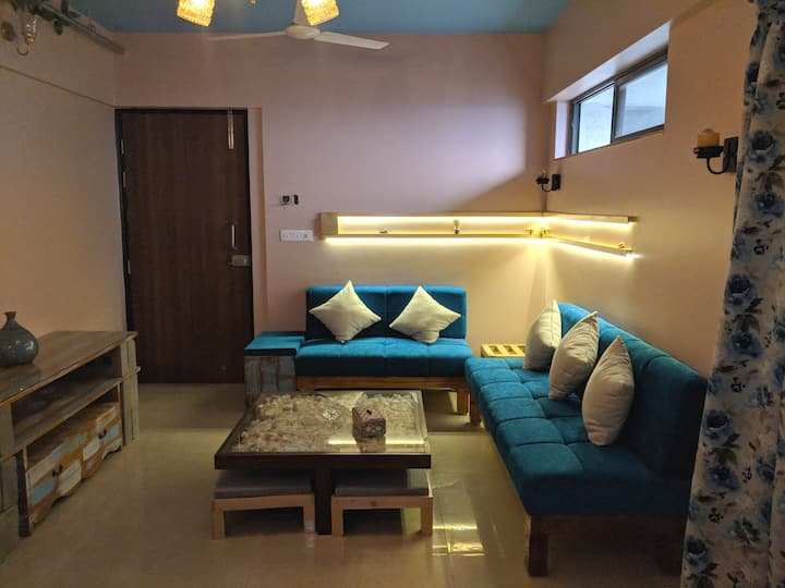 Moon light  Basera 2 BHK