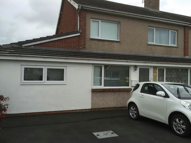 2 bedroom house in Waunfawr Aber - Waunfawr - Casa