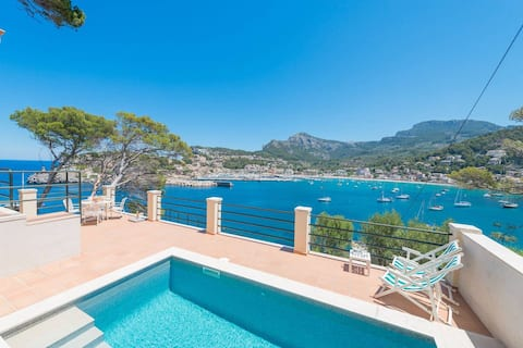 Special discount on Villa with exclusive views.