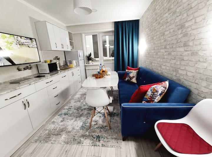 Lux apartment Karakol Center