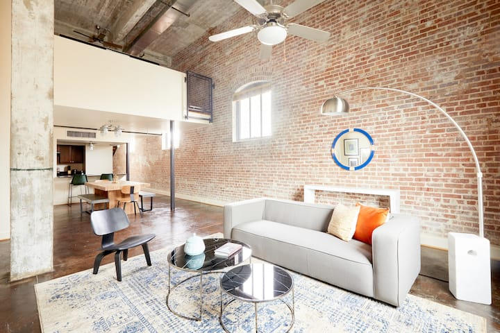 Sonder *Weekly Discounts* 2BR Near Lafayette Square