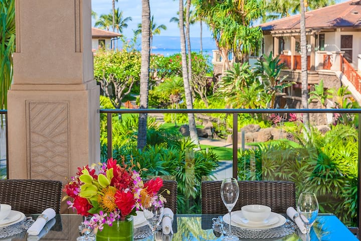APRIL SAVINGS:VACATION IN YOUR OWN PRIVATE MAUI PARADISE! Castaway Cove C201 at Wailea Beach Villas