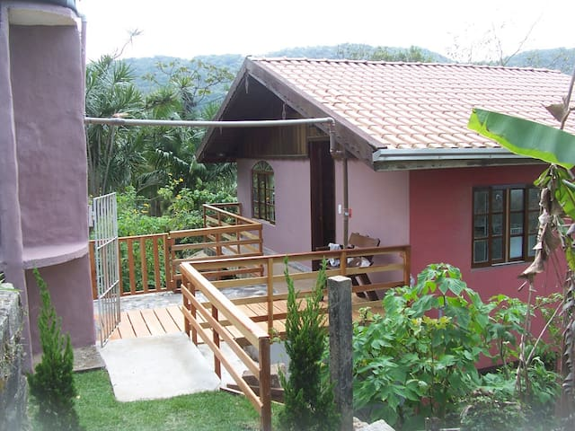Gemütliches Apartment zwischen Strand und Urwald - Balneário Camboriú - Apartment
