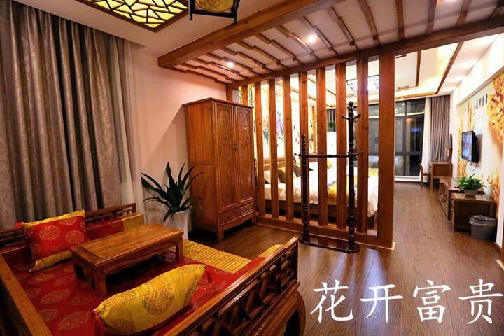陈家大院精品客栈(A boutique hotel in Chen's home)