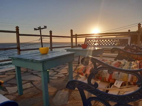 Whole apartment in Loutsa  with amazing view