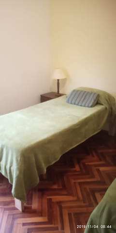 Bo som en Uruguayare i Montevideos Gamla stan