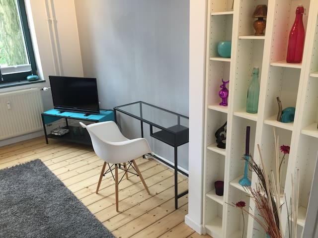 New Apartment next to Düsseldorf Airport and Fair - Ratingen - Departamento