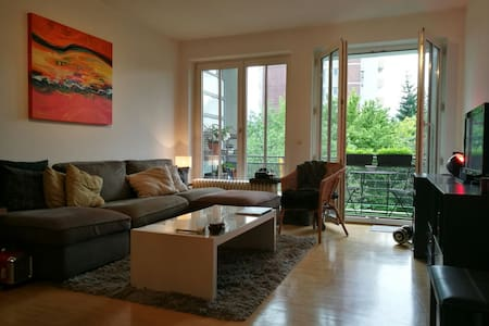 Sharing my practical apartment in Munich/Giesing - 慕尼黑 - 公寓