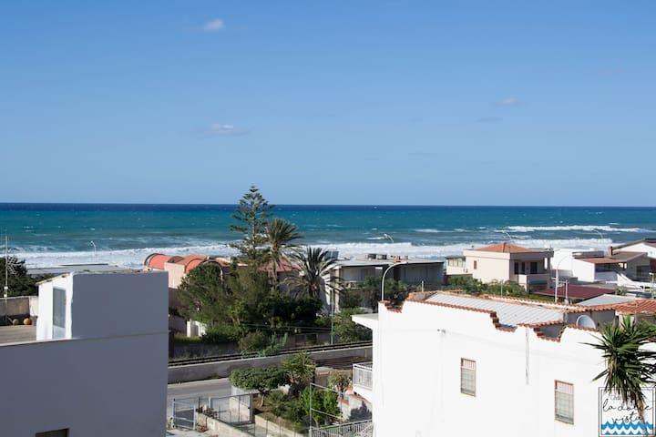 Casa Vacanze La Dolce Vista | La vista sul golfo