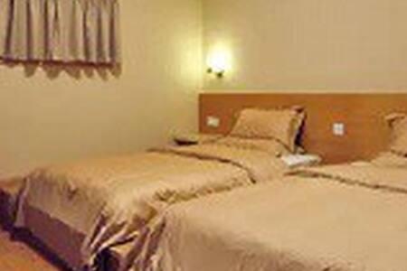 汉式双床房NO4 - Leshan