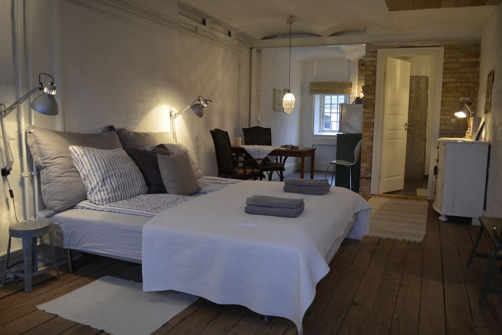 Sebastians Room - Bed and breakfasts for Rent in Odense, Denmark