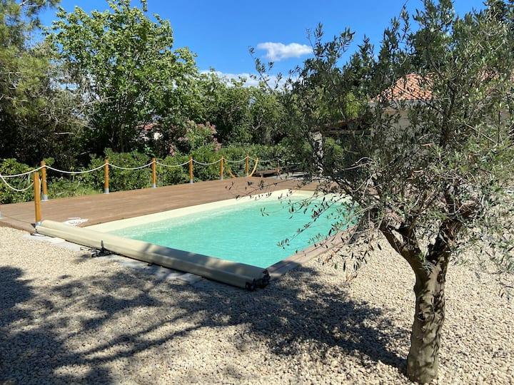 Villa Calvi  A casa di Toto