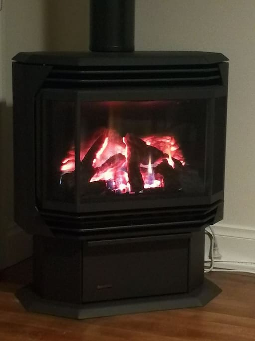 Snuggle down in the lounge and watch the river , read a good book, or peruse the intelligent tv with internet access in front of the brand new automatic gas Log Fire.