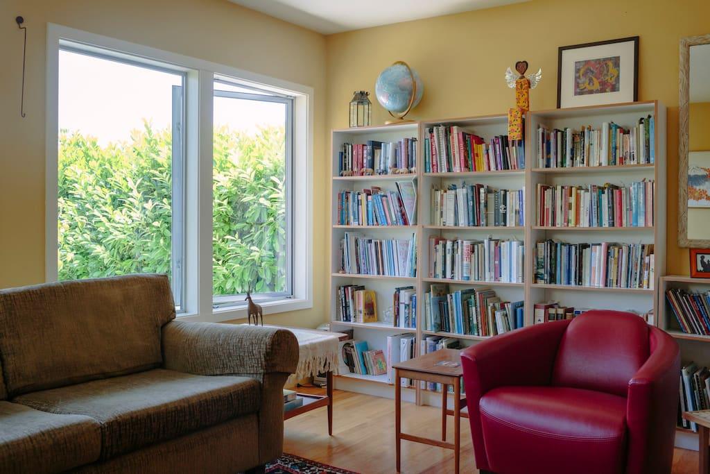 South Facing Living Room