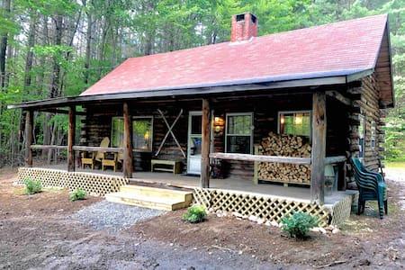 Log Cabin Near Stratton/Mt Snow