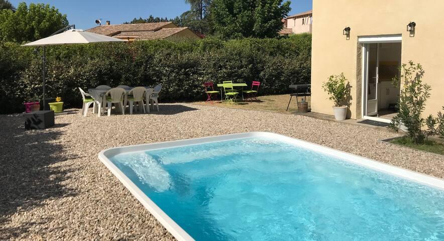 L'Etoile Quissacoise (avec piscine)
