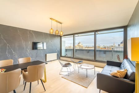 Generous Penthouse with a Beautiful View