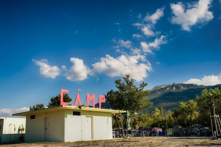 Camping Biokovo, Croatia
