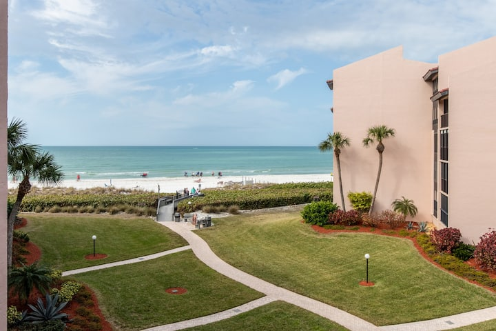 Siesta Key Beachfront Condo - Private beach access