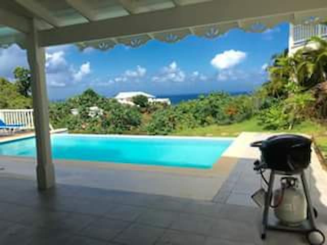 Amazing view Coson Bay - 14 people - Las Terrenas - Villa