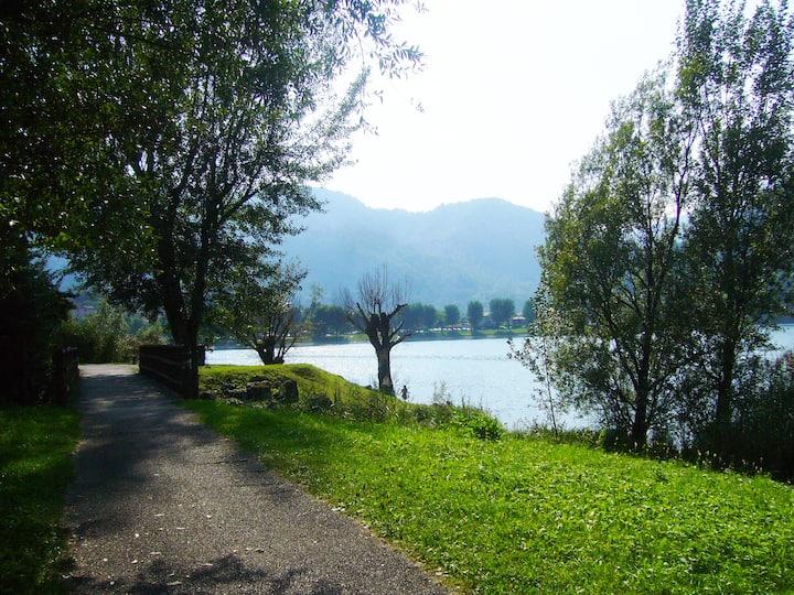 Appartamento a due passi dal lago