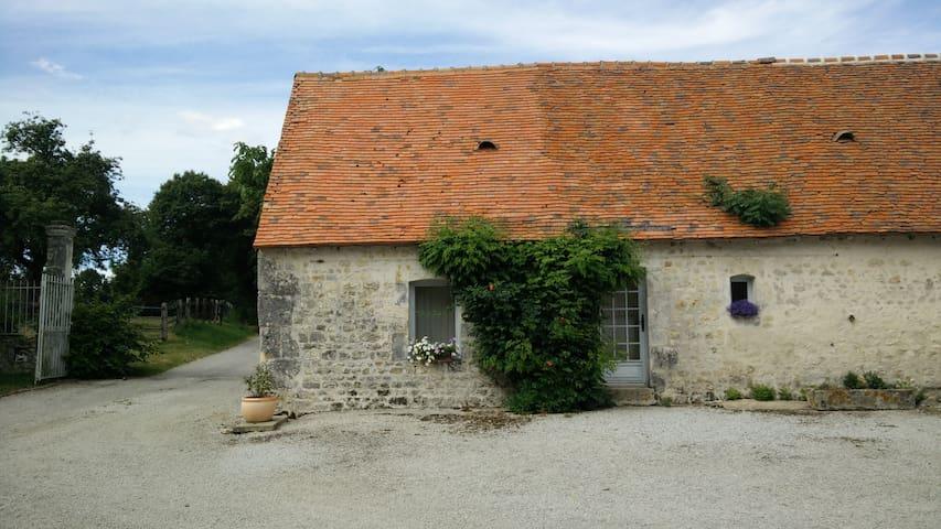 Gite 4 personnes la Miottière - Le Pin-la-Garenne - Σπίτι