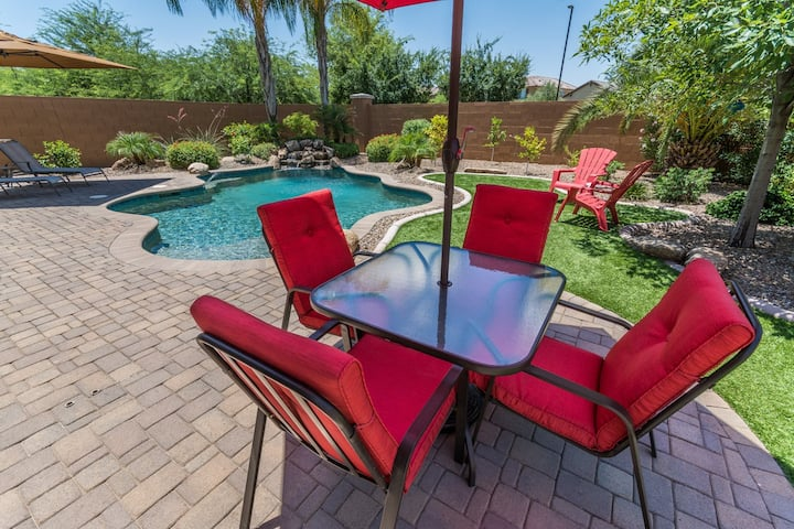 Gilbert San Tan Mall Area Vacation Rental