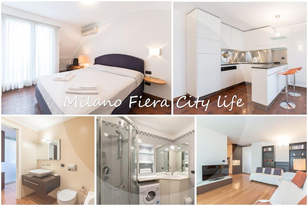 Milano fiera city life appartamenti in affitto a milano for Prezzi city life milano