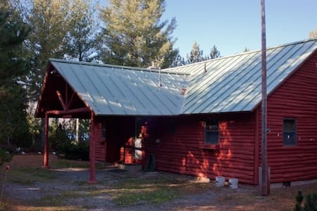 #130  Property with protected dock - Greenville - Cabane