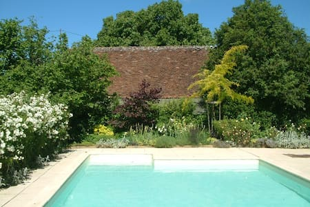 B&B met luxe zwembad in de Dordogne - Temple-Laguyon - Bed & Breakfast