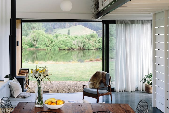 River Retreat (2018 NZ small home winner)