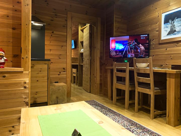 One-Bedroom Apartment in Chalet Kolasin