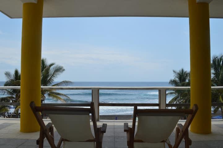 Hotel San Rafael Hab. VISTA AL MAR con ventilador