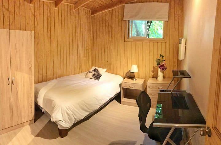 Great room1Habitacion acogedoraexcelente ubicacion