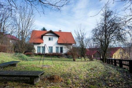 Dom pod Krakowem blisko natury. - Zelków
