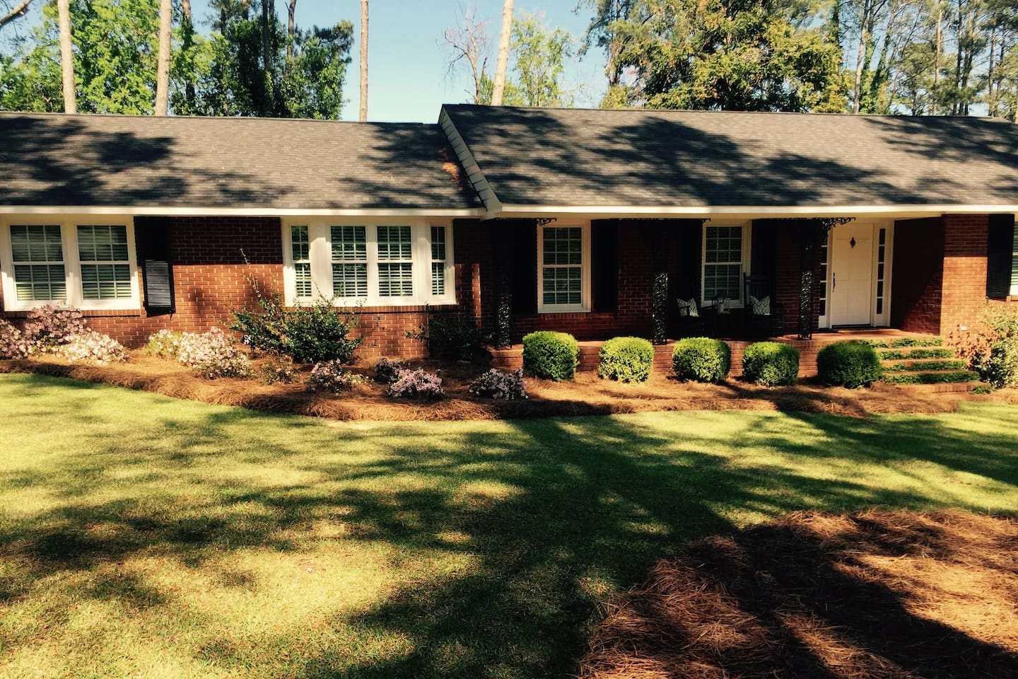 Beautiful ranch style home in the heart of Augusta.