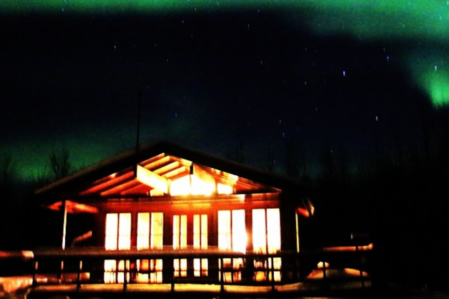 Great place for northern lights