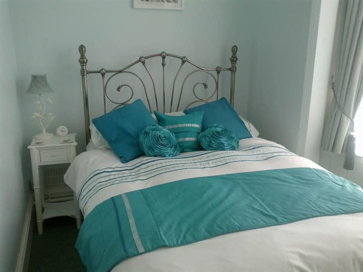 Double room-Deluxe-Ensuite-Ground floor