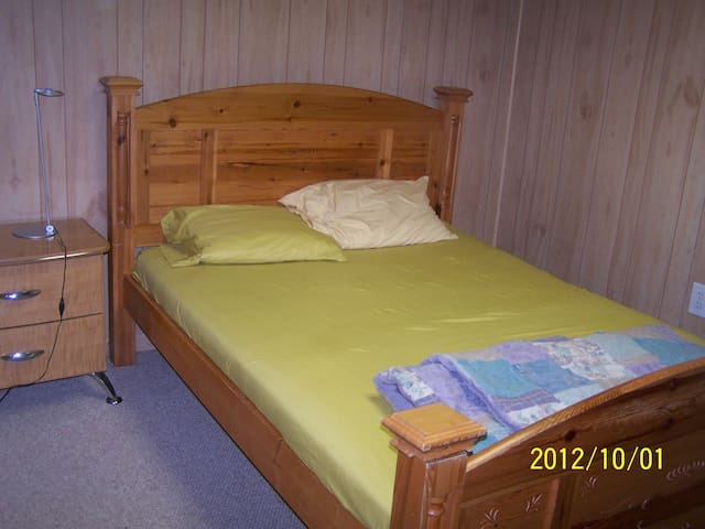 Private bed,living & bath room  - Scotch Plains - Дом